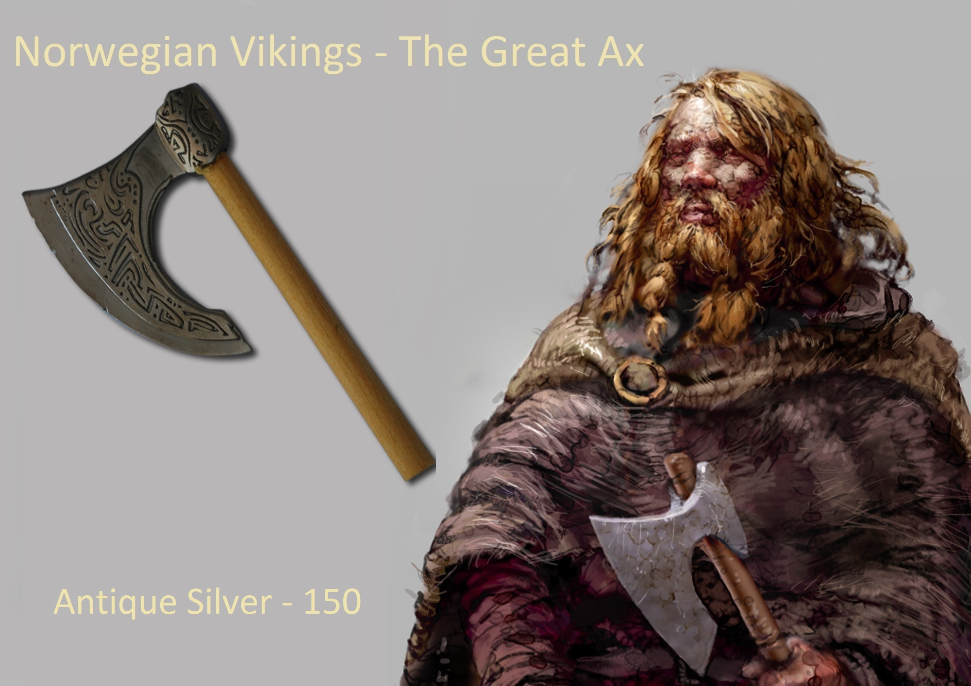 The Great Ax - Antique Silver.jpg