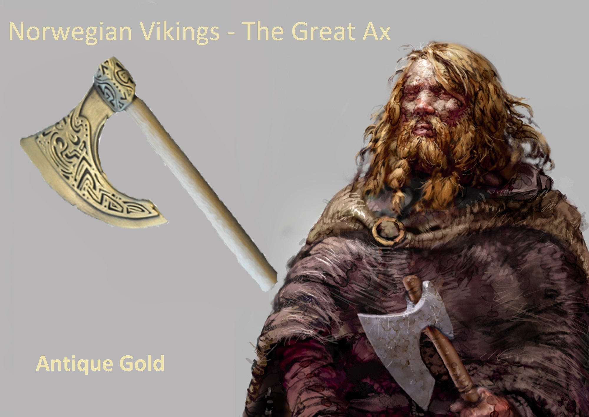 The Great Ax - Antique Gold.jpg